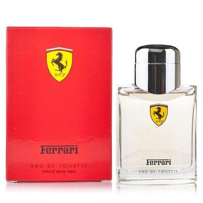 Ferrari Scuderia Red 125 Ml