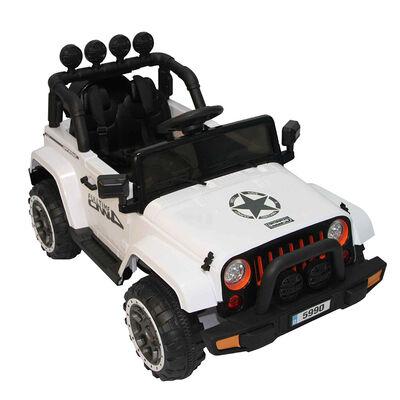Camioneta SUV 12 Volt Blanco RS-5990-2