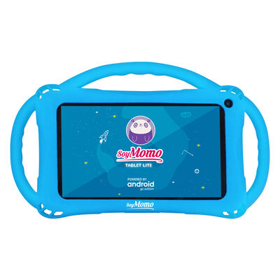 "Tablet SoyMomo Control Parental TAB Quad Core 1GB 16GB 7"" Azul"