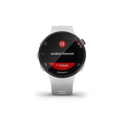 Smartwatch Garmin Forerunner 45S Blanco