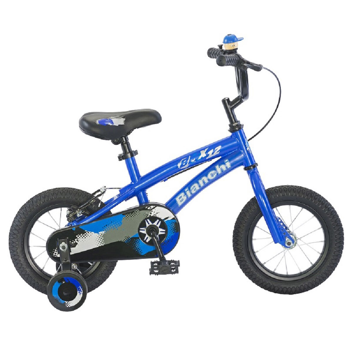 Bicicleta Infantil Bianchi BMX Azul