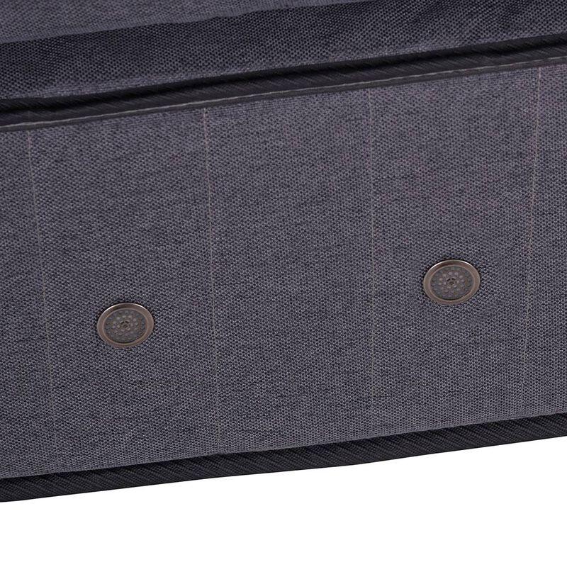 Box Spring Super Premium CIC 2 Pl  Div + Set Maderas Torino