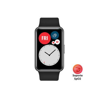 "Smartwatch Huawei Watch Fit 4GB 1,64"" Negro"