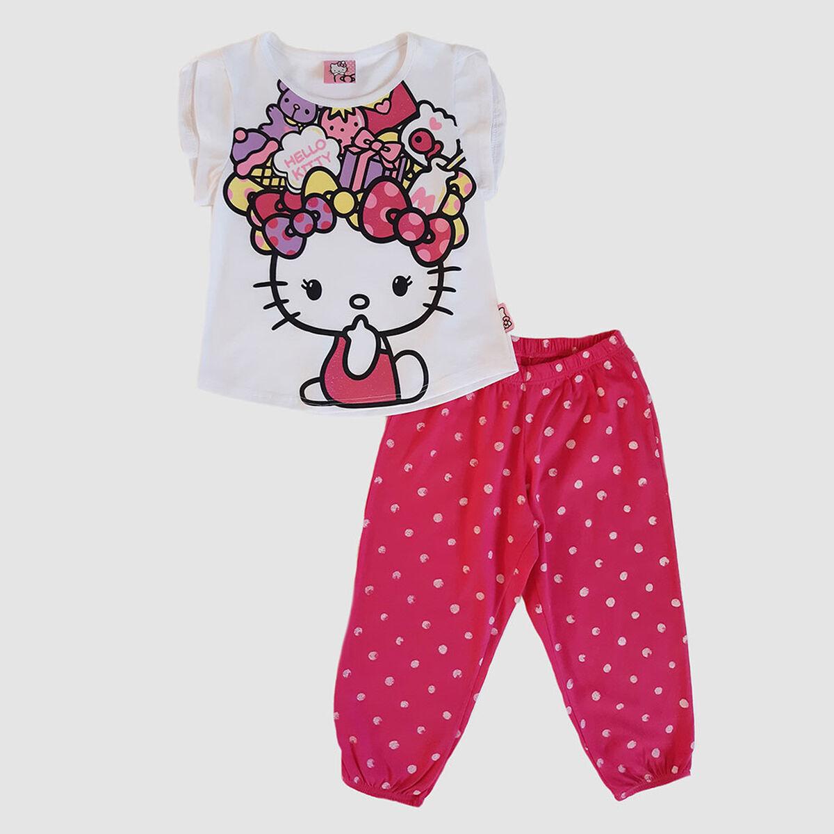 Pijama Niña Hello Kitty