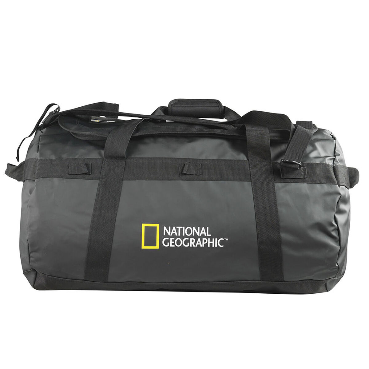 Bolso Duffle National Geographic 110L Negro