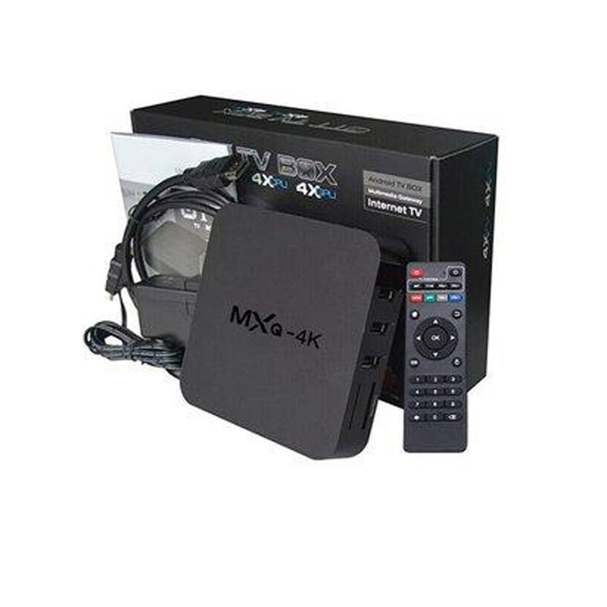 Smart Tv Box Innovatek MXQ 4k