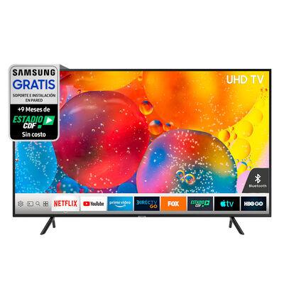 """LED 70"""" Samsung UN70RU7100GXZS Smart TV Ultra HD"""