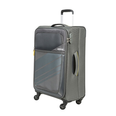 Maleta American Tourister Stirling Light Gris M