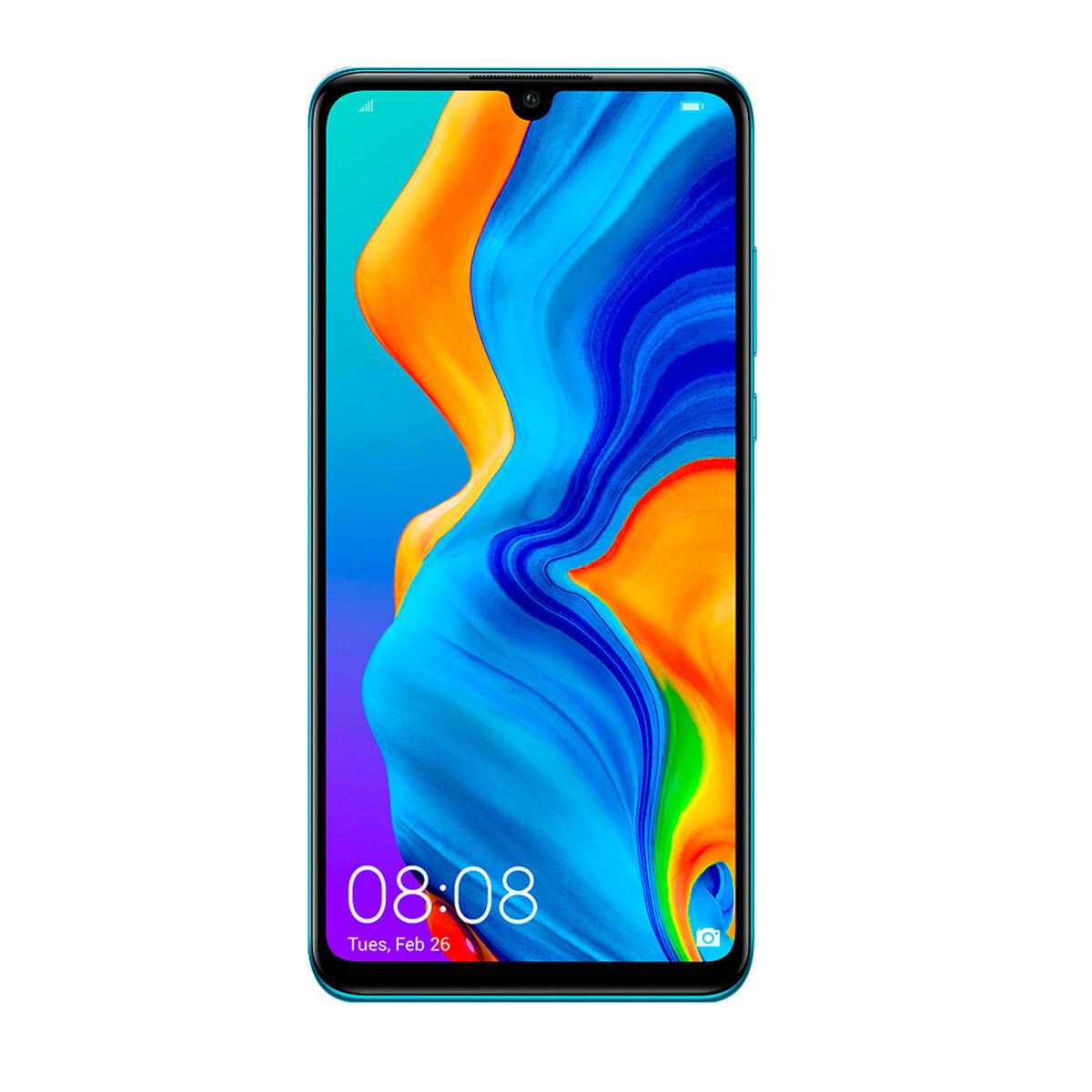 """Celular Huawei P30 Lite 6.15""""Azul Violeta Liberado"""