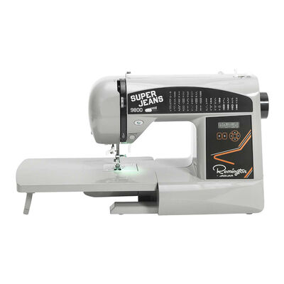 Máquina de Coser Remington Super Jeans 9800