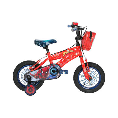 Bicicleta Disney Niño Spiderman  Aro 12