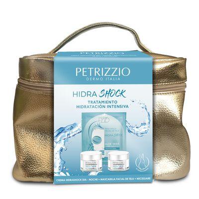 Set Tratamiento Hidrashock + Necessaire Petrizzio