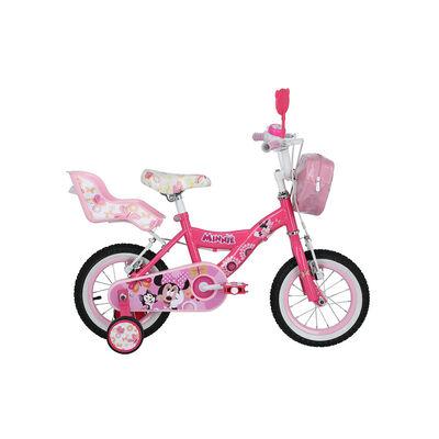 Bicicleta Disney Niña Minnie Aro 12