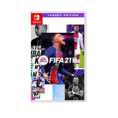 Juego Nintendo Switch FIFA 2021