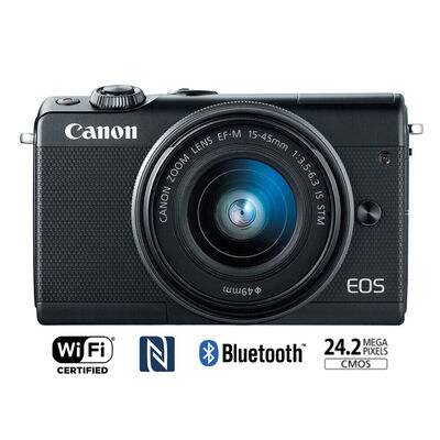 Cámara Mirrorless Canon EOS M100