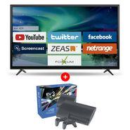 "LED 39"" Hyundai FS39HY19 Smart TV Full HD + Consola Retrogame EV3"