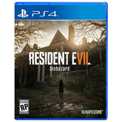 Juego PS4 Resident Evil 7: Biohazard