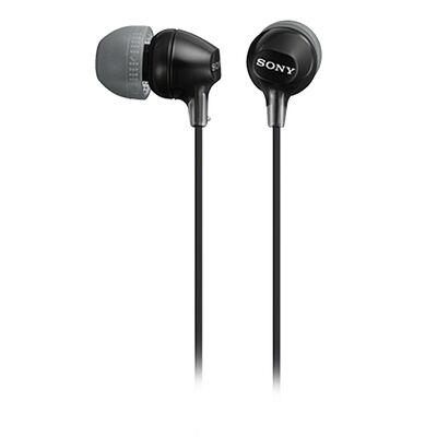 Audífonos Sony MDR-EX15LP Negros