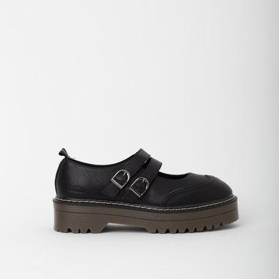 Zapato  Escolar Niña Crescendo