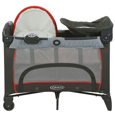 Cuna Corral Pack and Play Bebesit Napper 6127