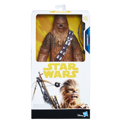 Star Wars Figura Hero Series Chewbacca