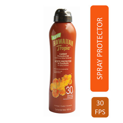 Aceite Protector Spray Carrot FPS30