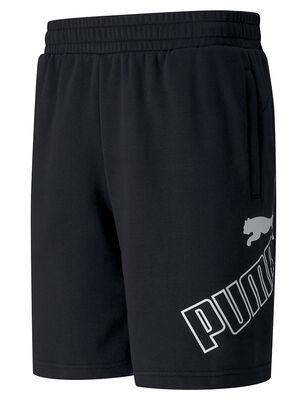 Short de Algodón Deportivo Hombre Puma