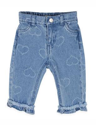 Jeans Niña Pillin