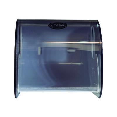 Dispensandor Plástico de Papel Higiénico Allclean Gris