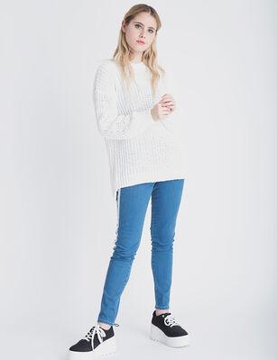 Sweater Icono Mujer M38ITU9140