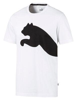 Polera Hombre Puma Big Logo Tee