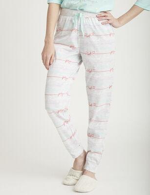 Pantalón de Pijama Mujer Icono