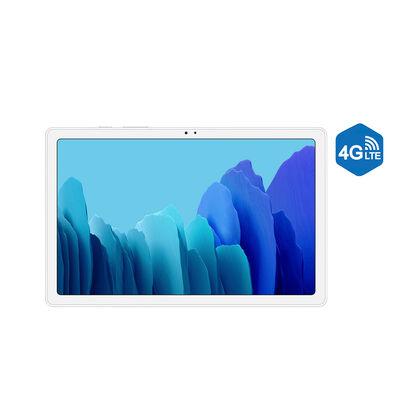 "Tablet Samsung SM-T505 Galaxy TAB A7 4G LTE Octa Core 3GB 32GB 10.4"" Plateado"