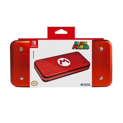 Estuche Nintendo Switch Mario Aluminio