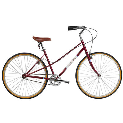 Bicicleta Oxford Mujer Zurich Aro 28