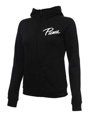 Polerón Mujer Puma Athletics Hooded Jacket TR