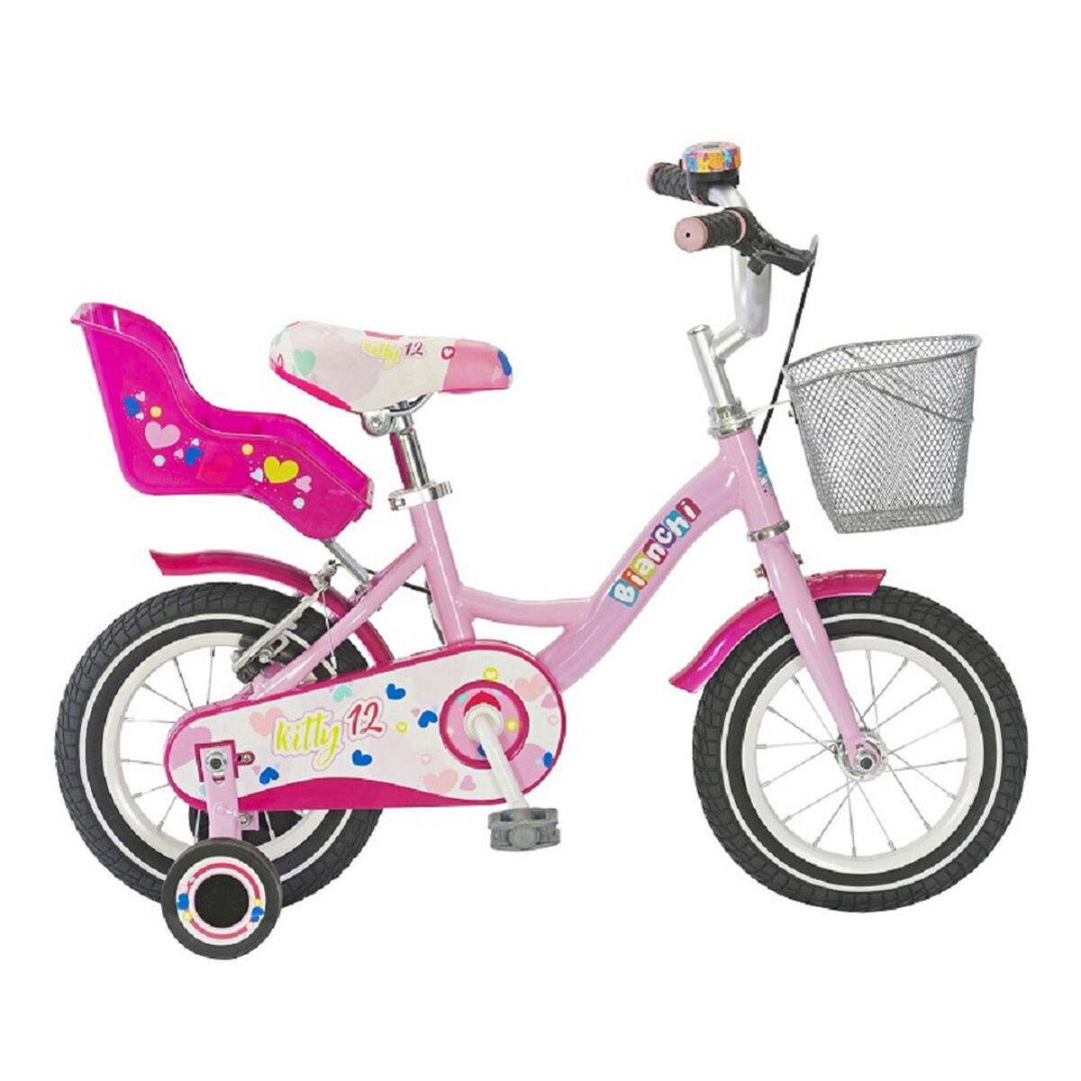 BIC.NINA KITTY_12 BICI_BIANCH