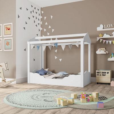 Cama Infantil Favatex Leighton 1 Plaza