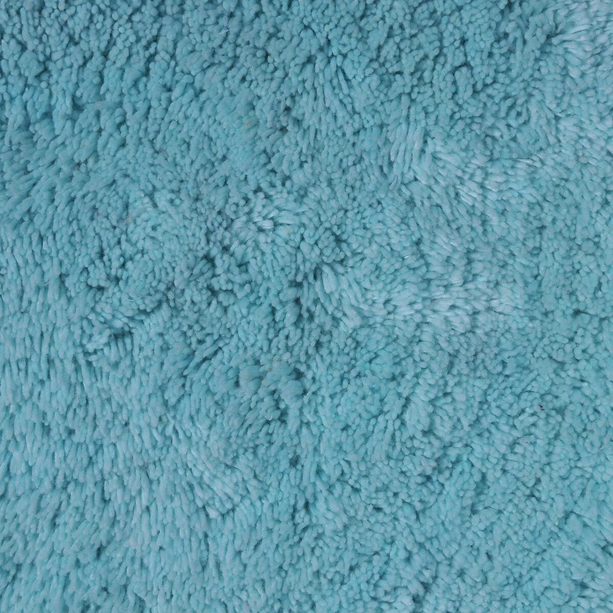 Piso de Baño Algodón 40X60 Cm Menta