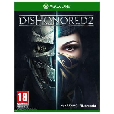 Juego Xbox One Dishonored 2