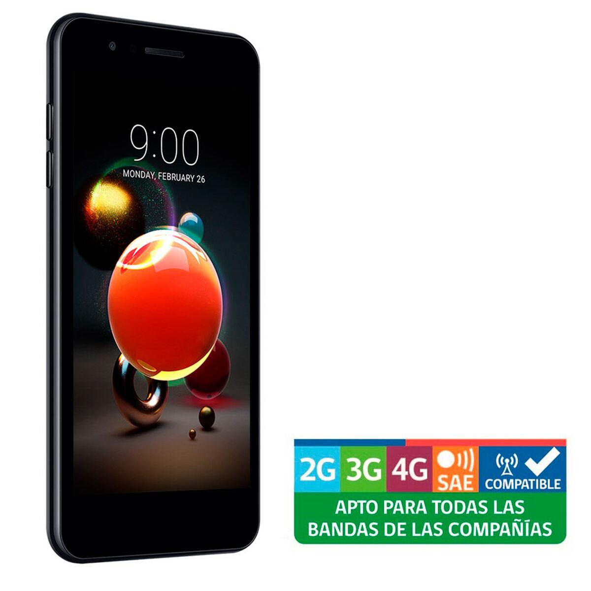 "Celular LG K9 5.0""Negro WOM"