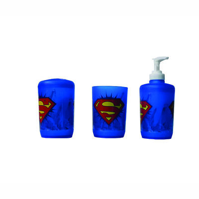 Set de Baño 3 pcs Superman