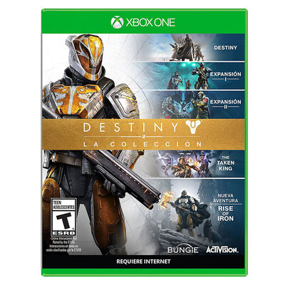 Juego Xbox One Destiny: La Colección