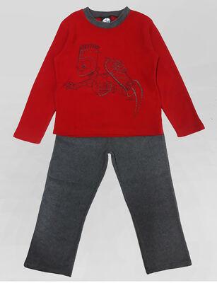 Pijama Niño Polar Simpsons