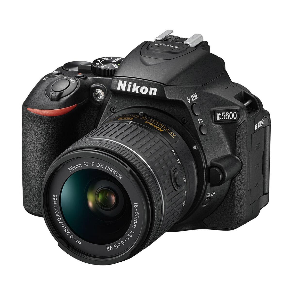 Cámara Nikon D5600
