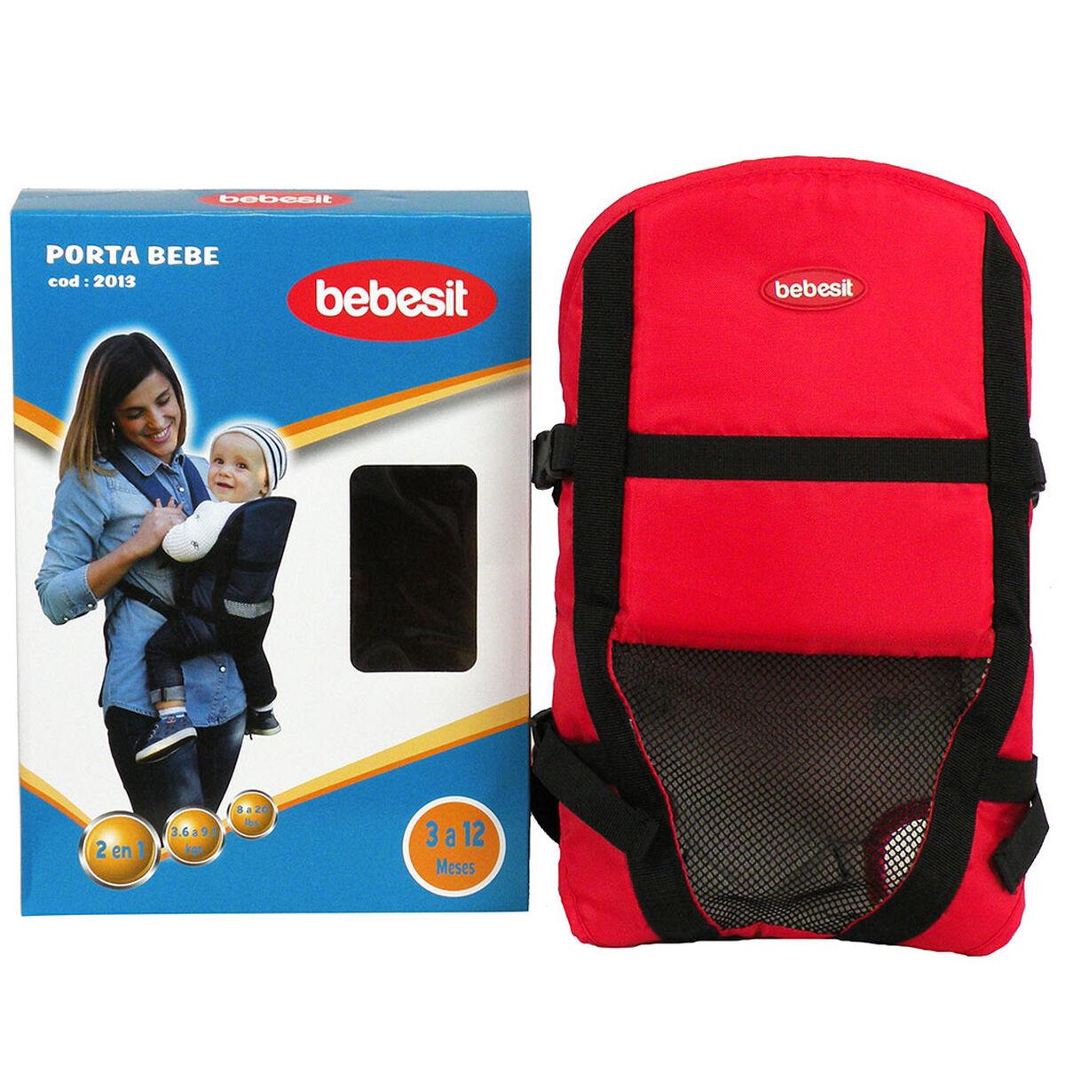 Porta Bebé Bebesit 2013 Rojo