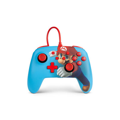 Control Nintendo Switch Power A Mario Punch