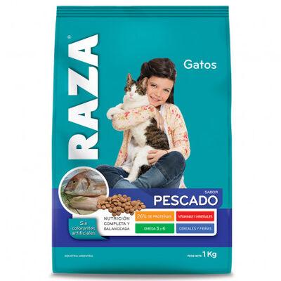 Alimento Gato Adulto 1 Kg