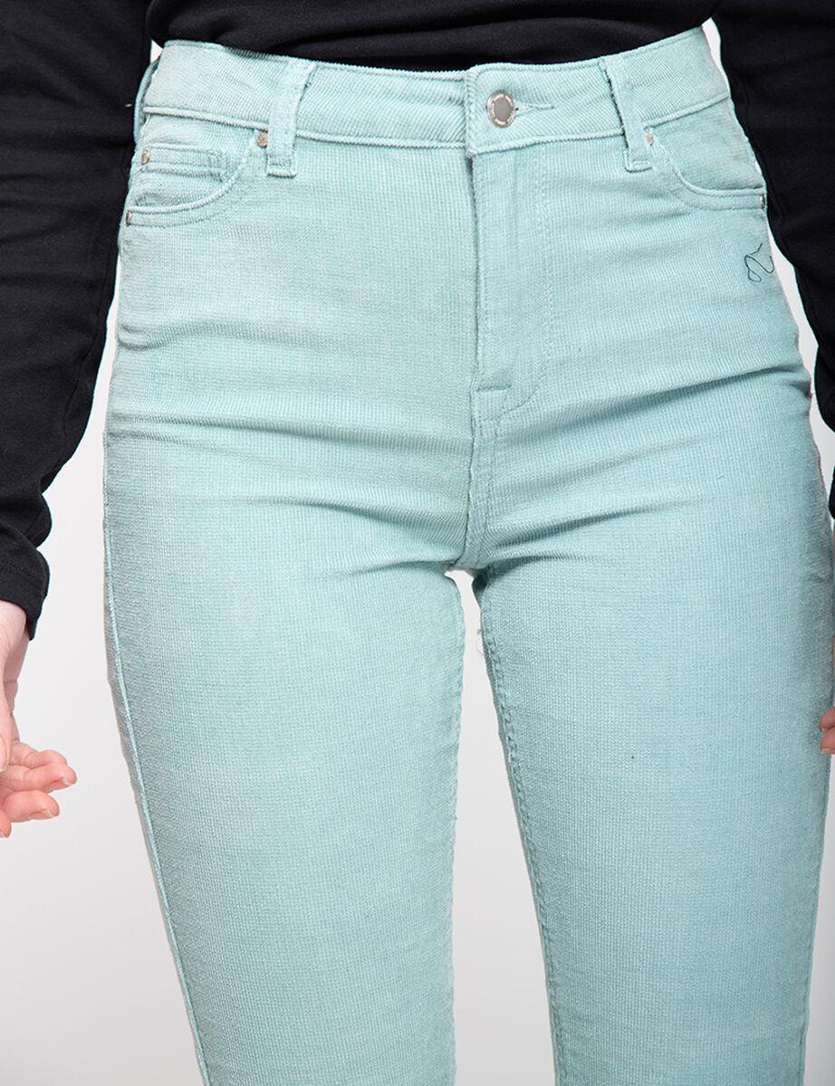 Pantalón Cotele Fiorucci Mujer