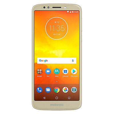 Celular Motorola E5Plus 5,9'' + Audífonos